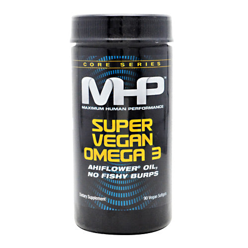 MHP Core Series Super Vegan Omega 3 - 90 Softgels - 666222097398