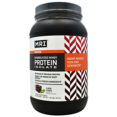 MRI Hydrolyzed Whey Protein Isolate - Lava Cake - 25 Servings - 633012073863