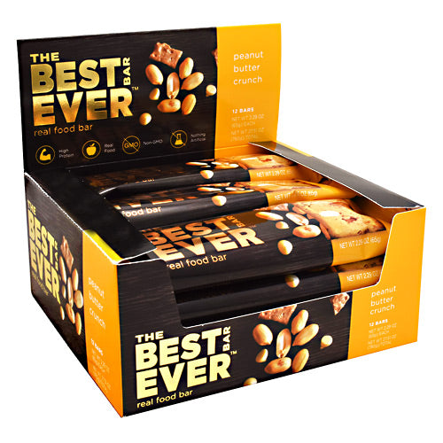 Best Bar Ever Real Food Bar - Peanut Butter Crunch - 65 g - 855246005247