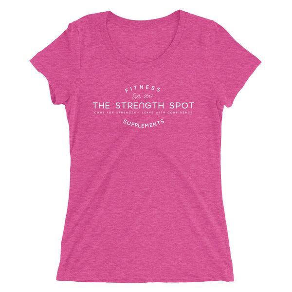 Women's Strength Tee