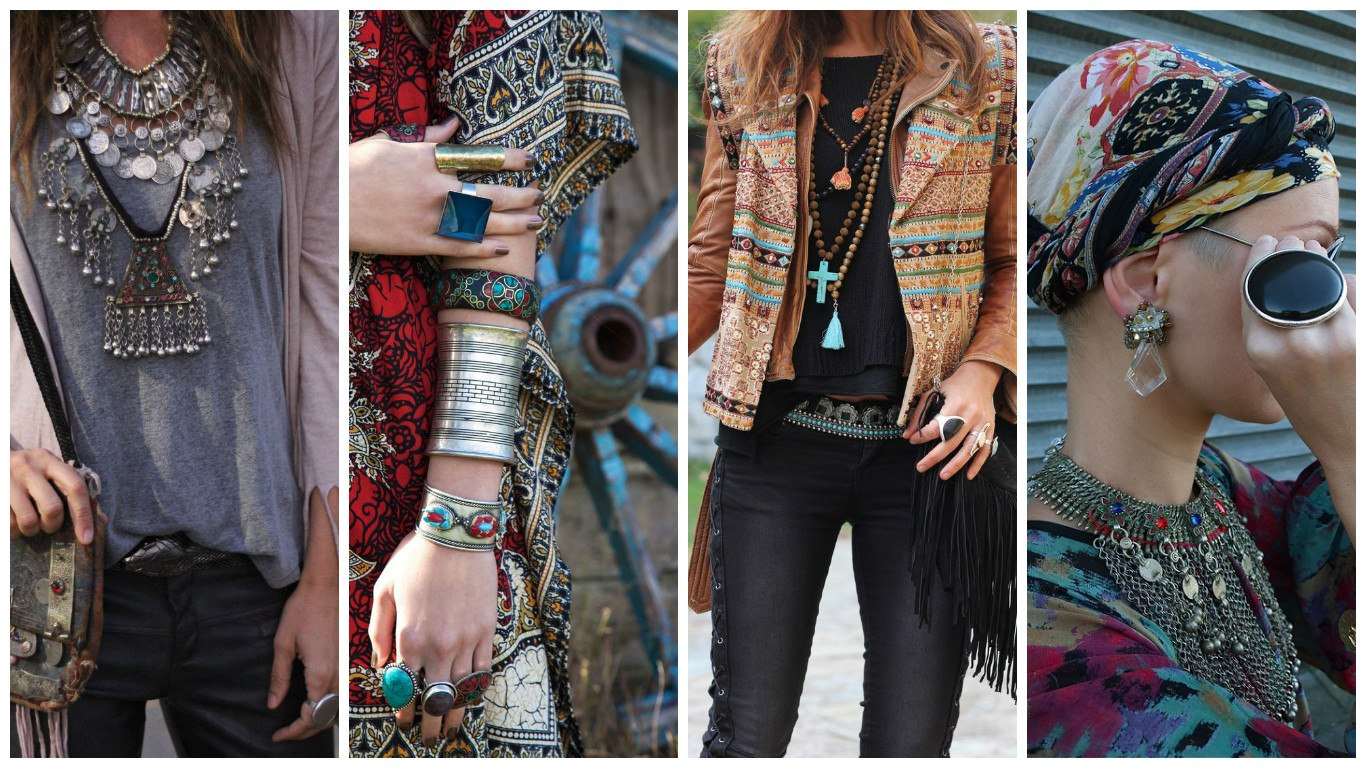 How to get the Boho look