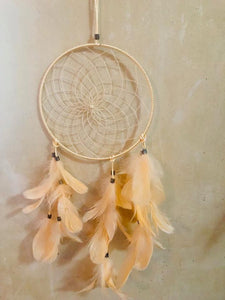 Beautiful Peach dream catcher