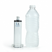 LA Pumps 5 Inch Cylinder with Bottle