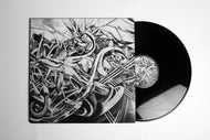 "Kräftig EP - 12"" Vinyl + Digital Download"