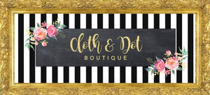 Cloth and Dot Boutique