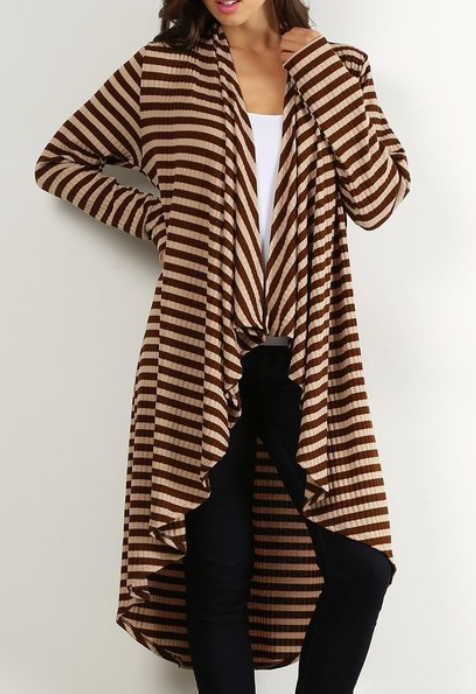 Stripes For Days (Duster)