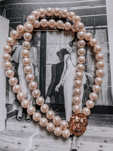 Vintage Kenneth Jay Lane Pearl Necklace