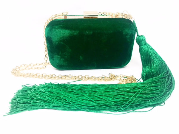 RAANI EMERALD GREEN