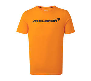 McLaren Essentials T-Shirt - Papaya