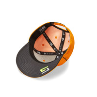 Lando Norris 2021 Team 9FIFTY Cap - ORANGE