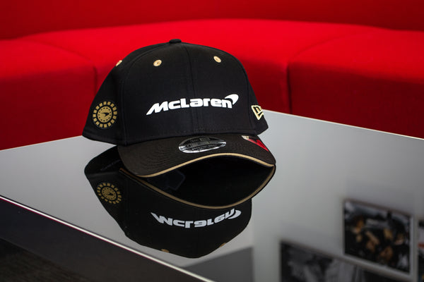 Monaco Edition Black Cap
