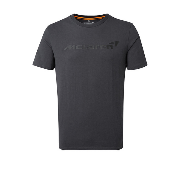 McLaren Essentials T-Shirt - Dark Grey