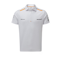 Polo d'équipe McLaren 2019 officiel | McLaren Official 2019 Team Polo Shirt