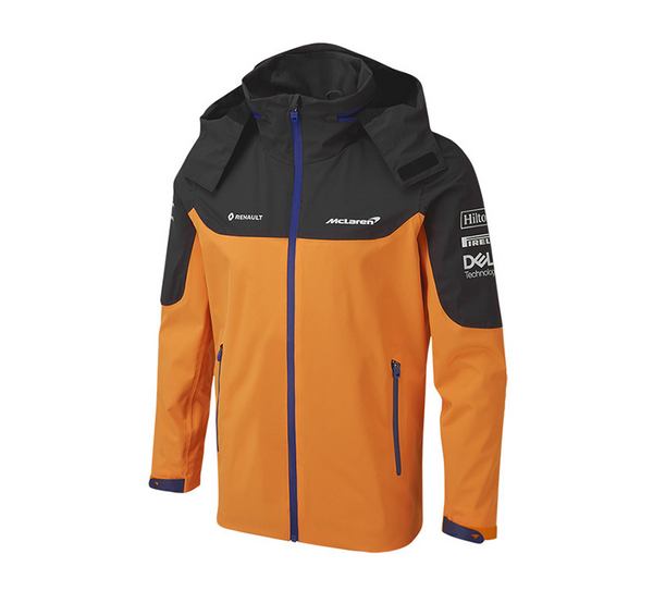 McLaren Official 2019 Team Waterproof Jacket