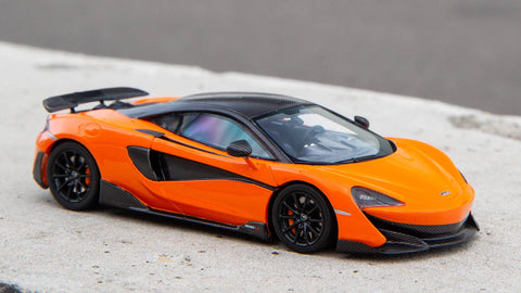 McLaren 600LT Coupe 1:43 Model