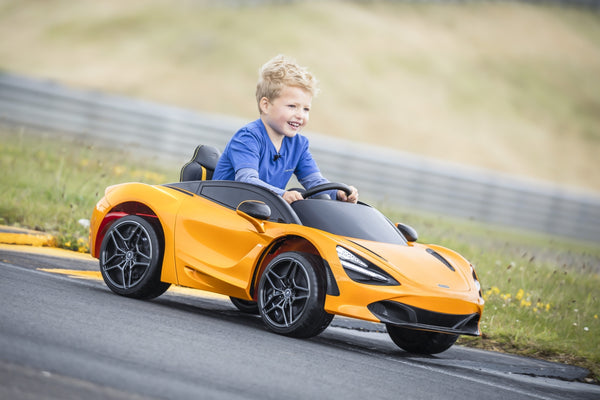 McLaren 720S miniature pour enfants | McLaren 720S Kid's Ride On