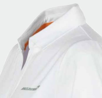 McLaren Women's White Polo