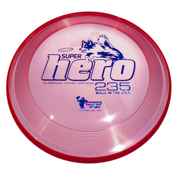 Now available, HERO CANINE DISCS