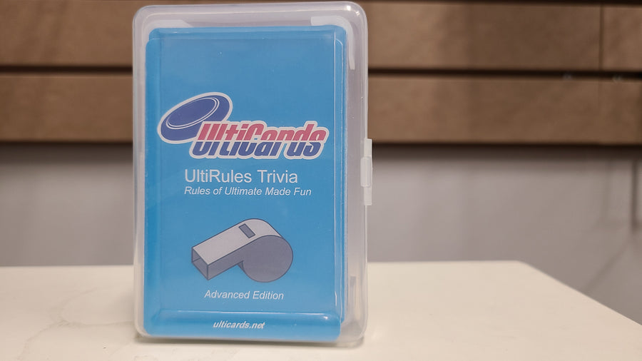 Ulticards - The Ultimate Frisbee Training Companion