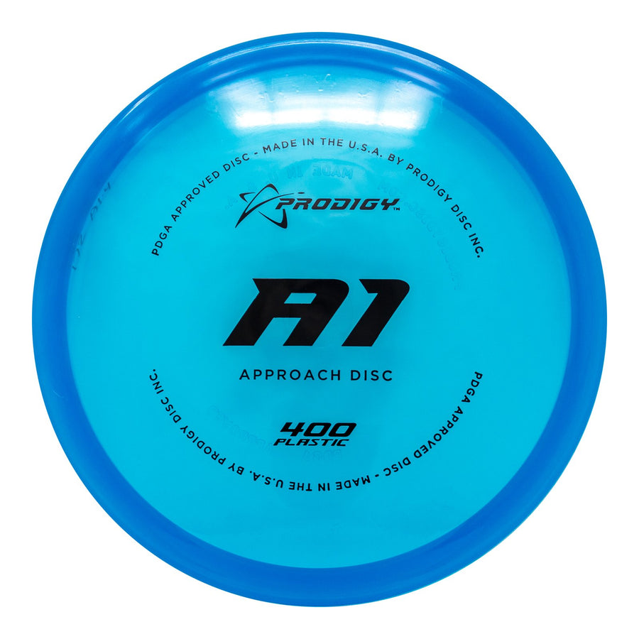 Prodigy A1 Approach Disc - 400 Plastic