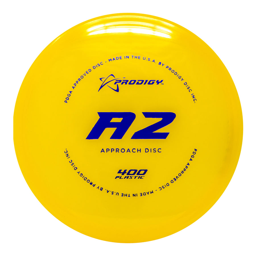 Prodigy A2 Approach Disc - 400 Plastic