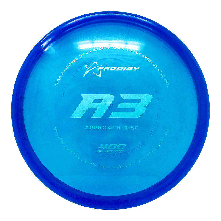 Prodigy A3 Approach Disc - 400 Plastic