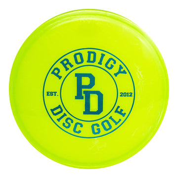 Prodigy A3 Approach Disc - 500 Plastic - Special Edition Varsity Stamp