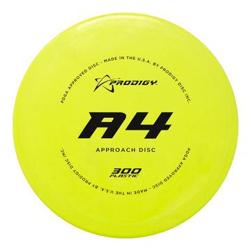 Prodigy A4 Approach Disc - 300 Plastic