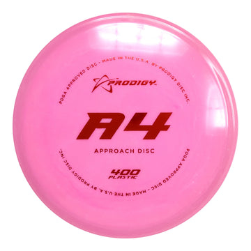 Prodigy A4 Approach Disc - 400 Plastic