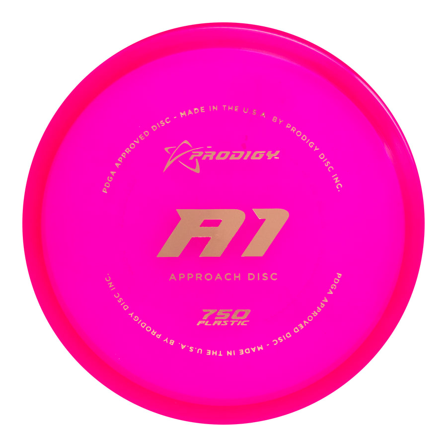 Prodigy A1 Approach Disc - 750 Plastic