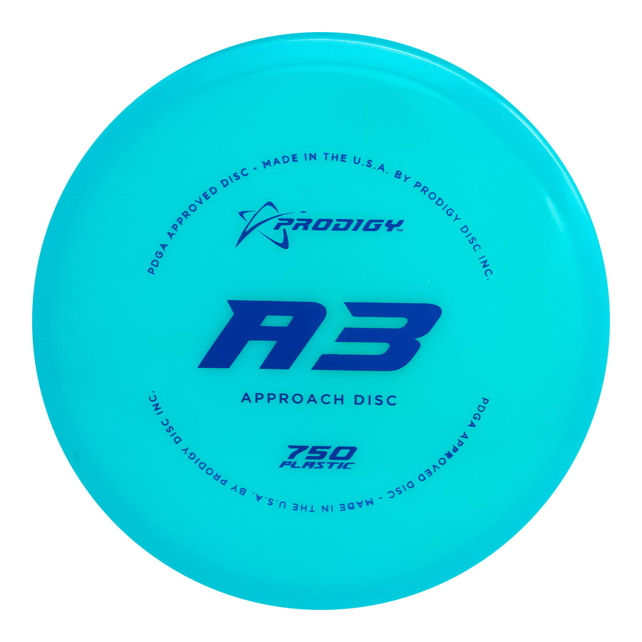 Prodigy A3 Approach Disc - 750 Plastic