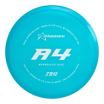 Prodigy A4 Approach Disc - 750 Plastic