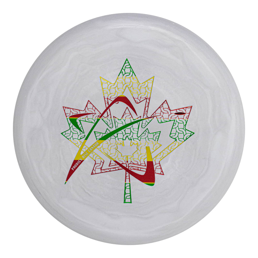 Prodigy PA-2 Putt Approach Disc 300 Soft Plastic SE Chains in Leaf Stamp