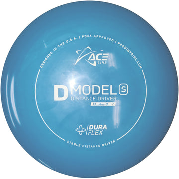 Prodigy Ace Line D Model US Distance Driver - DuraFlex Plastic - Bottom Stamped Prodigy Logo