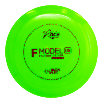 Prodigy Ace Line F Model US Fairway Driver - DuraFlex Plastic