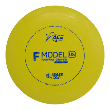 Prodigy Ace Line F Model US Fairway Driver - BaseGrip Plastic