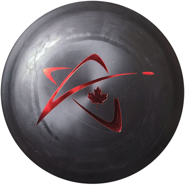 Prodigy F5 Fairway Driver - 300 Plastic - SE Black Disc With Prodigy Canada Stamp