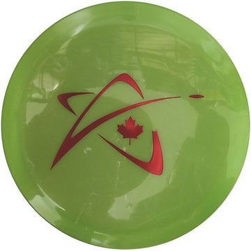 Prodigy F3 Fairway Driver - 400G Plastic - Prodigy Disc Canada Stamp