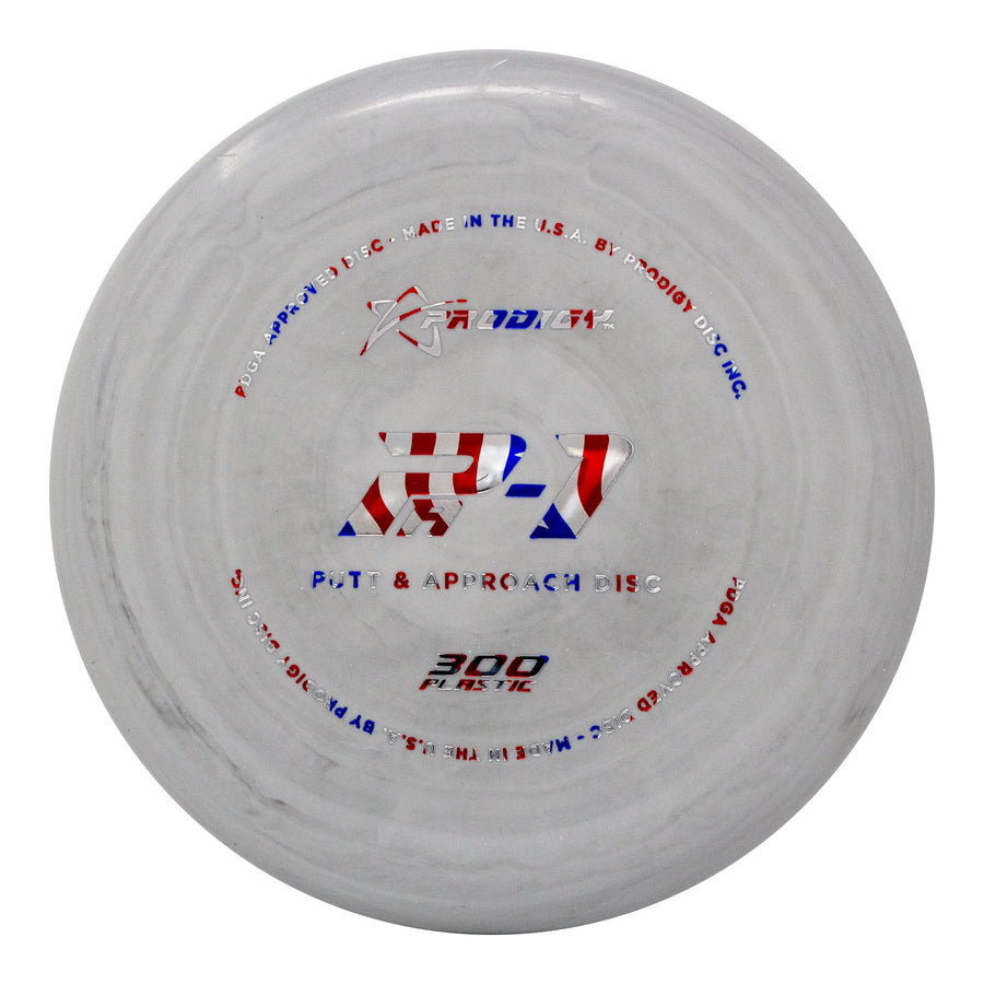 Prodigy PA-1 Putt & Approach Disc - 300 Plastic - 5 or 10 Disc Bundle