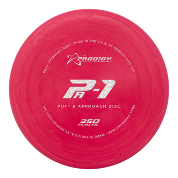 Prodigy PA-1 Putt & Approach Disc - 350 Plastic
