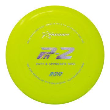 Prodigy PA-2 Putt & Approach Disc - 300 Plastic