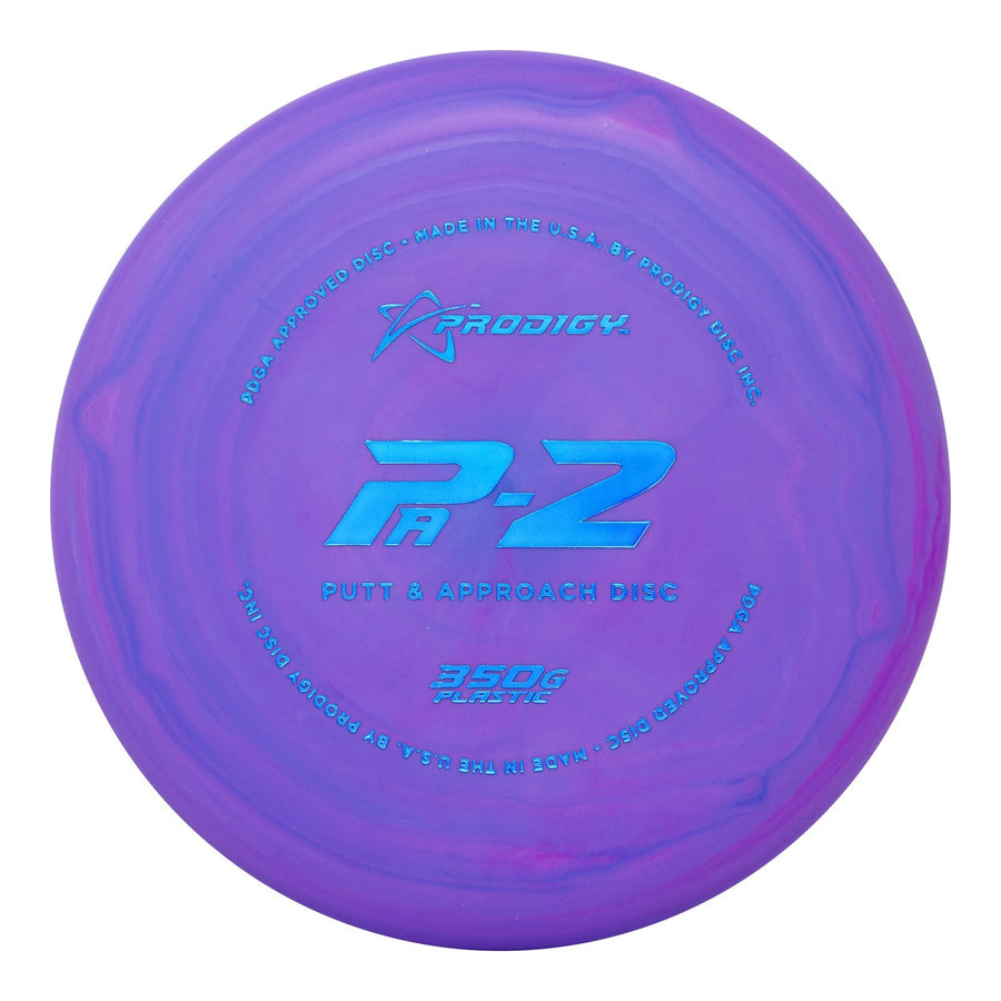 Prodigy PA-2 Putt & Approach Disc - 350G Plastic - 5 or 10 Disc Bundle