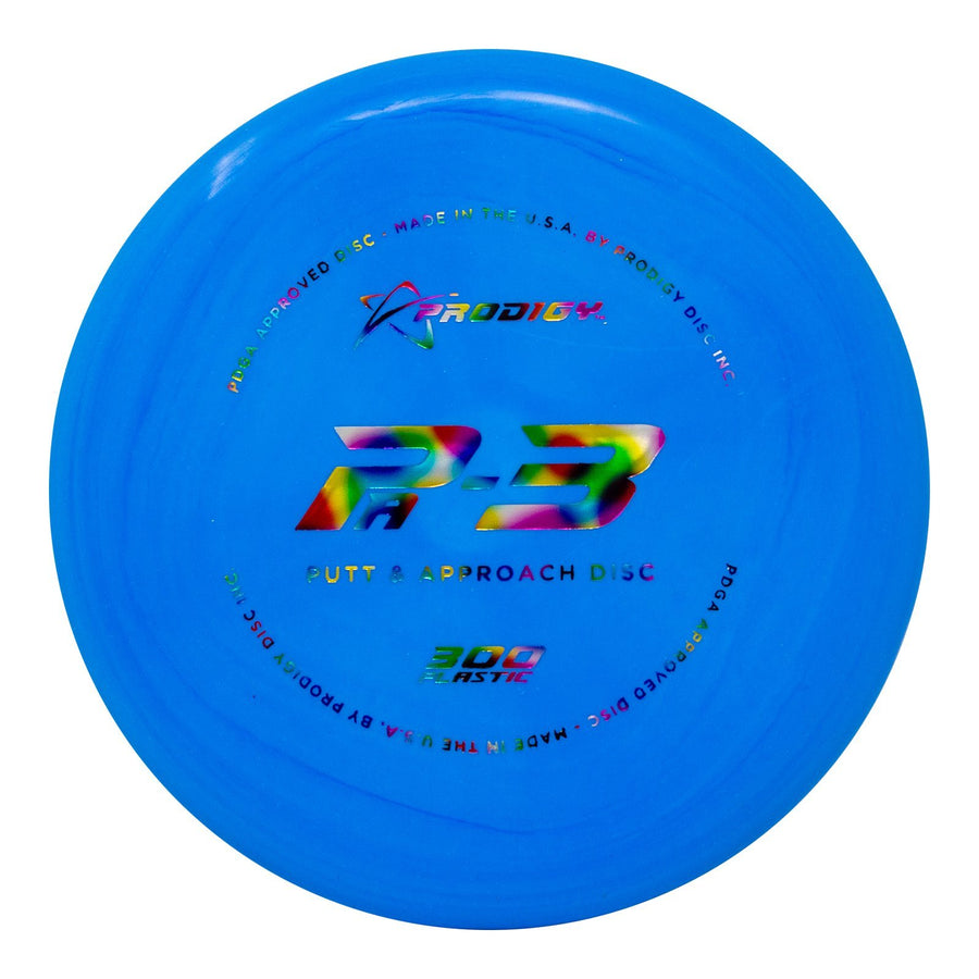 Prodigy PA-3 Putt & Approach Disc - 300 Plastic - 5 or 10 Disc Bundle