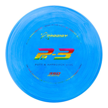 Prodigy PA-3 Putt & Approach Disc - 350 Plastic