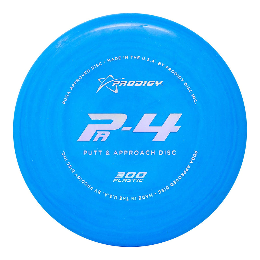 Prodigy PA-4 Putt & Approach Disc - 300 Plastic