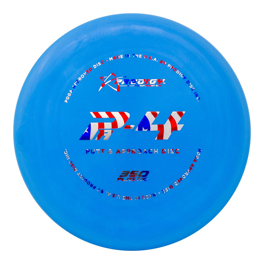 Prodigy PA-4 Putt & Approach Disc - 350 Plastic
