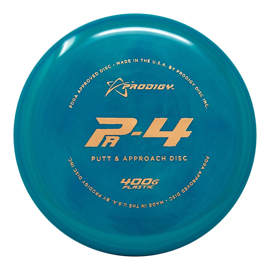Prodigy PA-4 Putt & Approach Disc - 400G Plastic