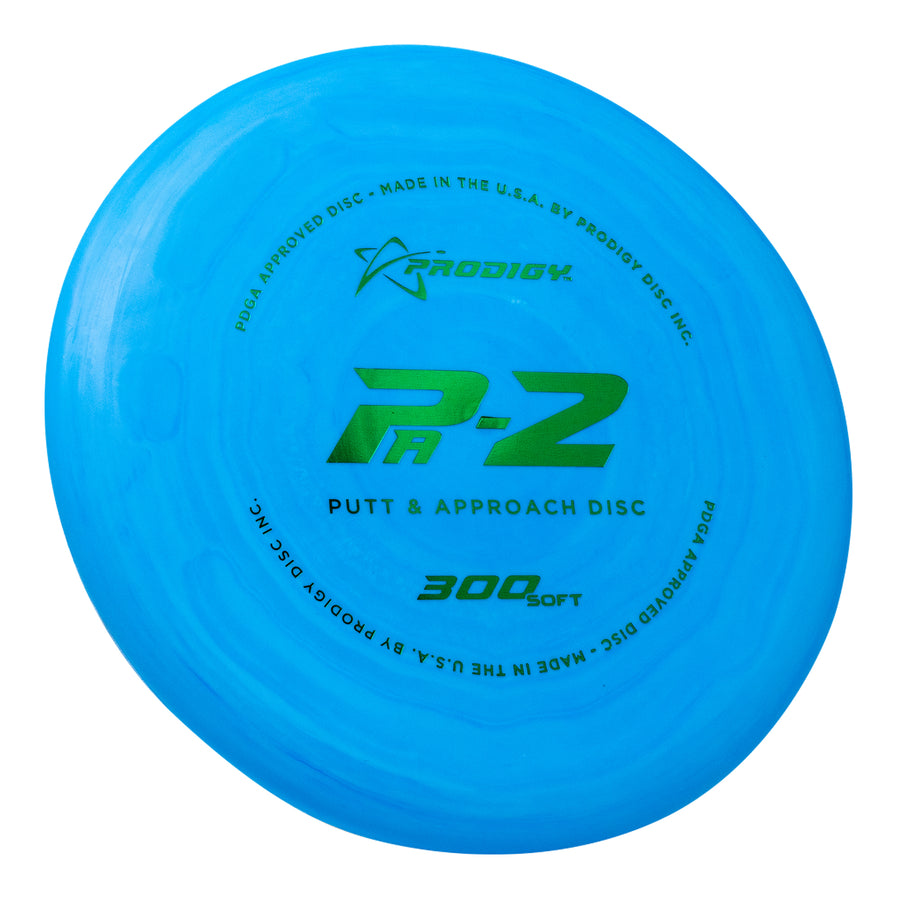 Prodigy PA-2 Putt Approach Disc 300 Soft Plastic