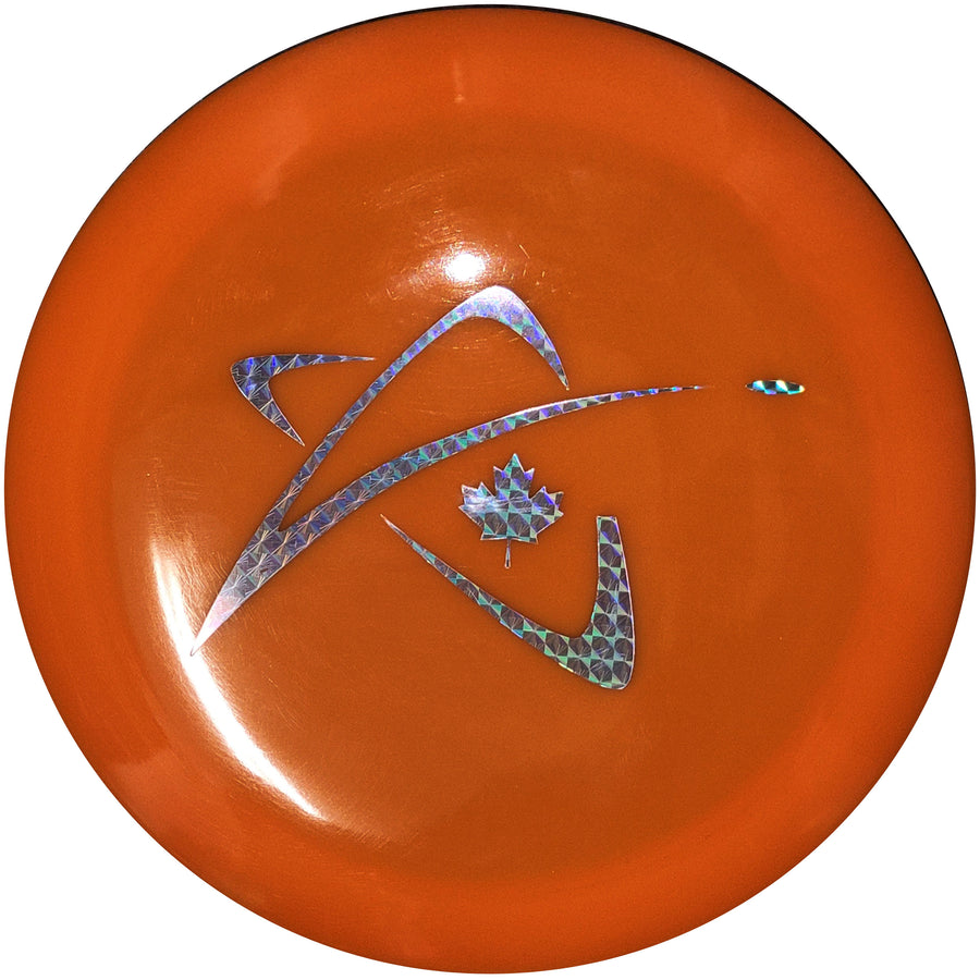 Prodigy D3 Distance Driver - 400G Plastic - Prodigy Disc Canada Stamp