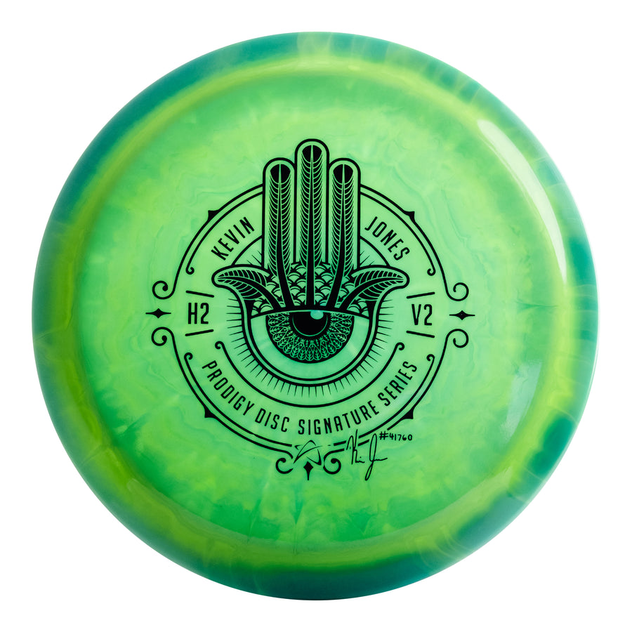 Prodigy H2-V2 Hybrid Driver - 750 Spectrum Plastic - Kevin Jones Spectrum Signature Series